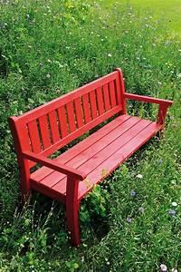 Banc Jardin Bois : banc de jardin en bois philadelphia ~ Teatrodelosmanantiales.com Idées de Décoration