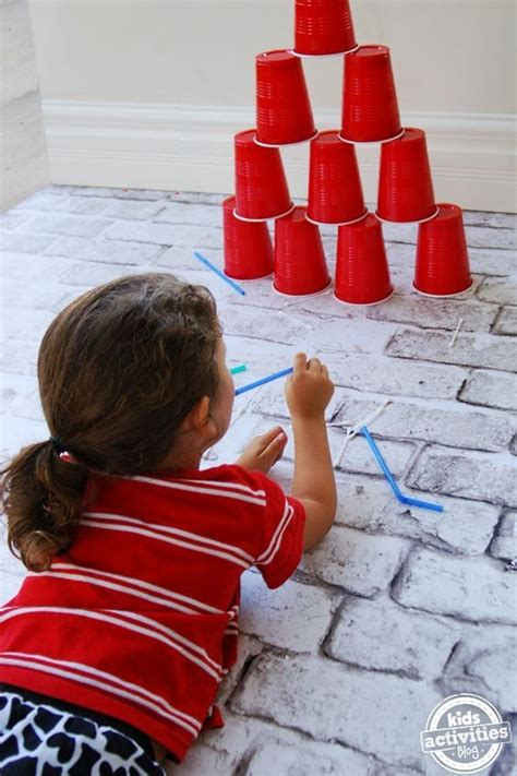 Fun DIY Indoor Kids Games That Are Perfect For Your
