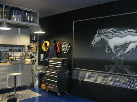 Garage Storage Montreal by Chic Viper Tool Storage In Spaces Eclectic With Lean To