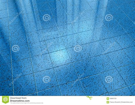 blue marble flooring blue marble floor stock illustration image 59865763