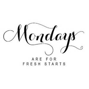 Image result for new start monday images