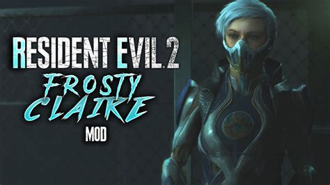 Resident Evil 2 Remake Mods Frosty Claire And Summertime
