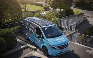 Mercedes La Teste : mercedes benz teste la livraison par drone ~ Maxctalentgroup.com Avis de Voitures