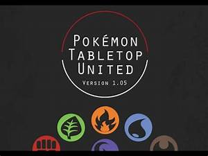 pokemon tabletop united images