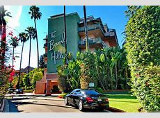 Beverly Hills Asks Brunei to Sell the Beverly Hills Hotel