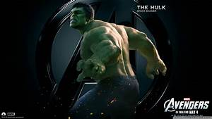 The Avengers Hulk 4K HD Desktop Wallpaper for 4K Ultra HD ...