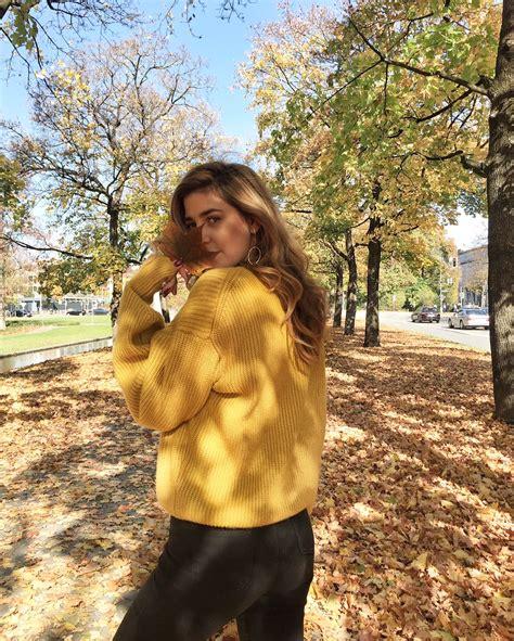 Wie Ihr Die Trendfarbe Gelb In Diesem Herbst 2017