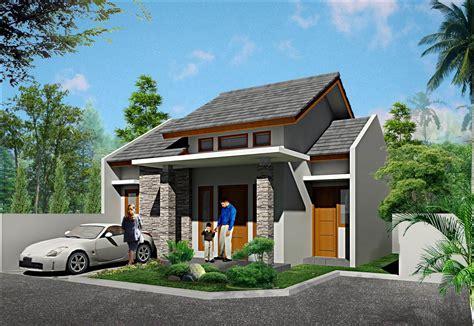 7 contoh desain atap rumah minimalis modern 1 lantai yang