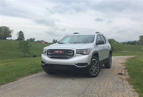 gmc acadia denali review release date limited specs