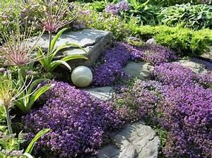 idee amenagement jardin fleurie With creer un jardin d ornement 1 71 idees et astuces pour creer votre propre jardin de rocaille