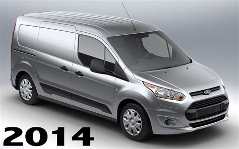 Styling Showdown 2013 Vs 2014 Ford Transit Connect Photo