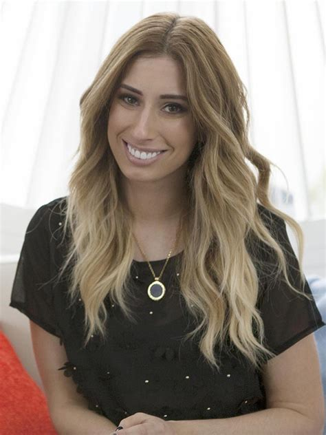 stacey solomon reveals   guilty food pleasures