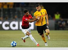 Young Boys vs Man United RESULT, LIVE stream online UEFA Champions League 201819 football as