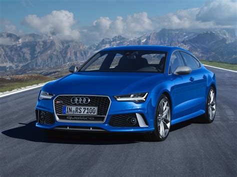 Audi Rs 7 One Of The Best Cars