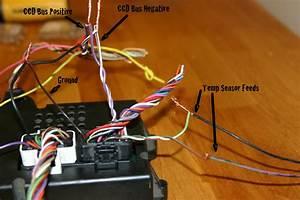 Installing A Zj  Xj Overhead Console