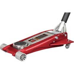 product torin low profile aluminum race jack 2 ton