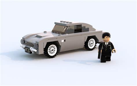 lego aston martin moc aston martin db5 with lego town