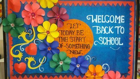 school bulletin board ideas  creative