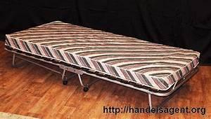 Gästebett Matratze Klappbar : g stebett gestreift klappbar bett mit matratze sessel klappbett auf rollen ebay ~ Orissabook.com Haus und Dekorationen