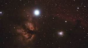 Horsehead and Flame Nebula in Orion - Nikon D100