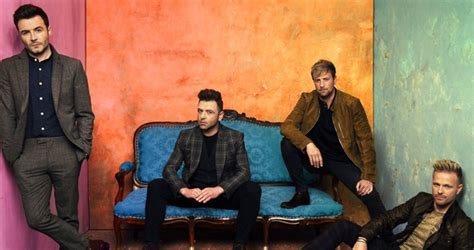 Westlife Announce New Single Better Man Co
