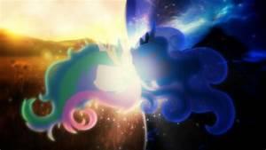 Princess Celestia And Luna 462610 - WallDevil