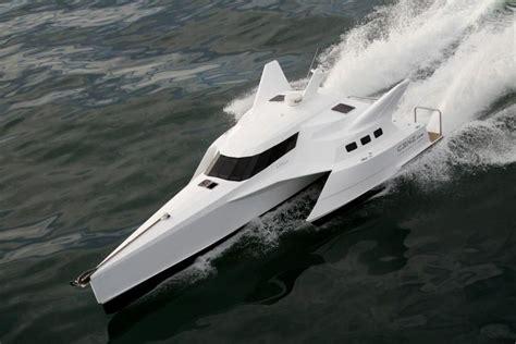 Trimaran Prices by 2010 Trimaran Wavepiercer Trimaran Power Boat For Sale