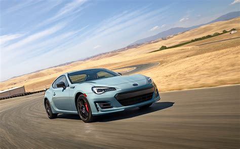 subaru launches   brz raiu edition   montreal