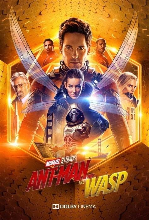 marvels ant man   wasp    poster  images