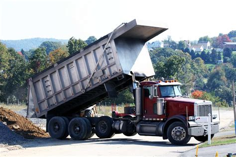 Car And Dump Truck by How Much Does Dump Truck Insurance Cost Truck Insurance