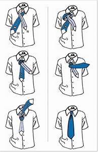 Comment Mettre Une Cravate : comment faire un noeud de cravate praat ou shelby avec un ~ Nature-et-papiers.com Idées de Décoration