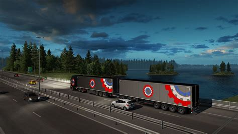 truck simulator 2 beyond the baltic sea truck simulator 2 s quot beyond the baltic sea quot map