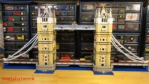 Lego Tower Bridge : lego tower bridge of london youtube ~ Jslefanu.com Haus und Dekorationen