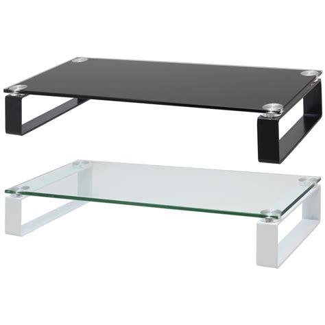 adjustable screen riser monitor block shelf suits imac
