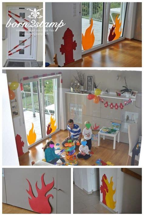 Kinderzimmer Deko Feuerwehr by Feuerwehr Deko Kinderzimmer