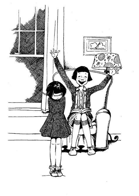 free ramona quimby coloring pages