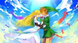 Wallpaper Link, The Legend of Zelda, Skyward Sword, Anime ...