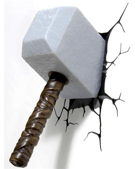 beautiful wall clocks for your home deco lights thor hammer