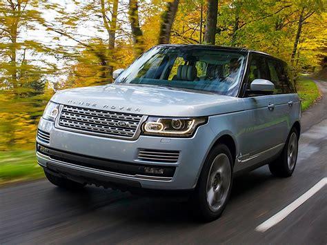 LAND ROVER Range Rover Hybrid specs & photos - 2013, 2014 ...