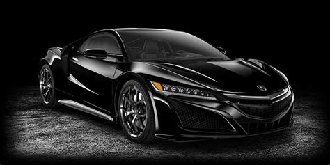 2017 acura nsx black 2017 acura nsx berlina black acura north scottsdale