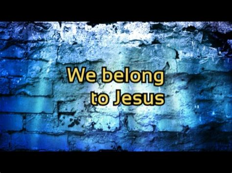 We Belong To The Light We Belong To The Thunder by We Belong Worship Song Track With Lyrics Shout