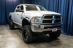 Used Lifted 2017 Dodge Ram 2500 SLT 4x4 Diesel Truck For ...