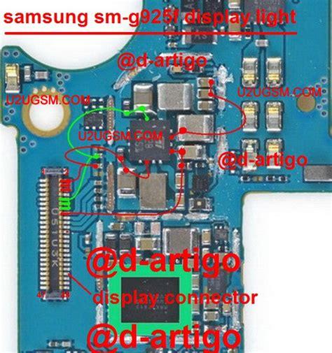 samsung galaxy  edge lcd display light ic solution