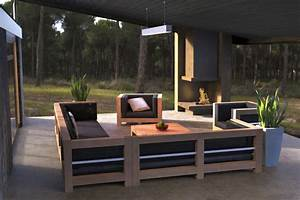 Spa Bois Exterieur : salon exterieur bois inds ~ Premium-room.com Idées de Décoration
