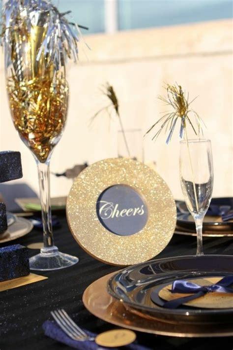 Silvester Tischdeko  Für Einen Zauberhaften Abend
