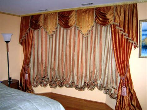 glam up your windows with custom made curtains