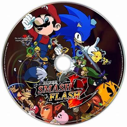 Smash Flash Games Launchbox Close Disc Fanart