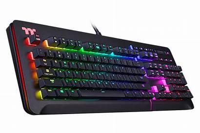 Keyboard Gaming Rgb Cherry Mx Silver Speed