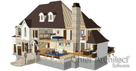 Chief Architectural Home Design by Chief Architect Home Designer Pro 2018 Dvd