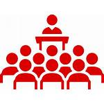 Meeting Icon Clipart Transparent Pinclipart Attend Orientation
